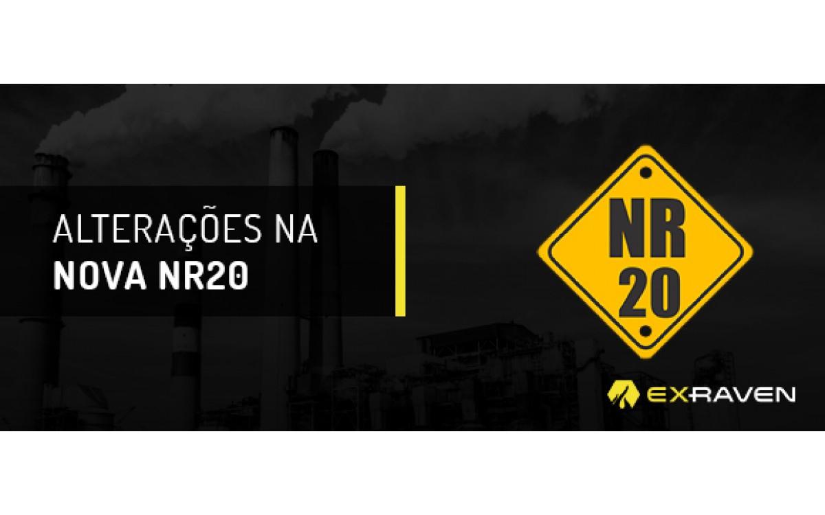 Atualização da Norma Regulamentadora 20 (NR20)