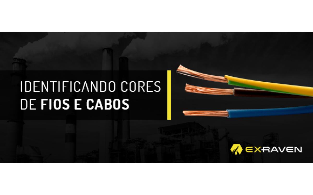 Identificação de fios e cabos pela cor