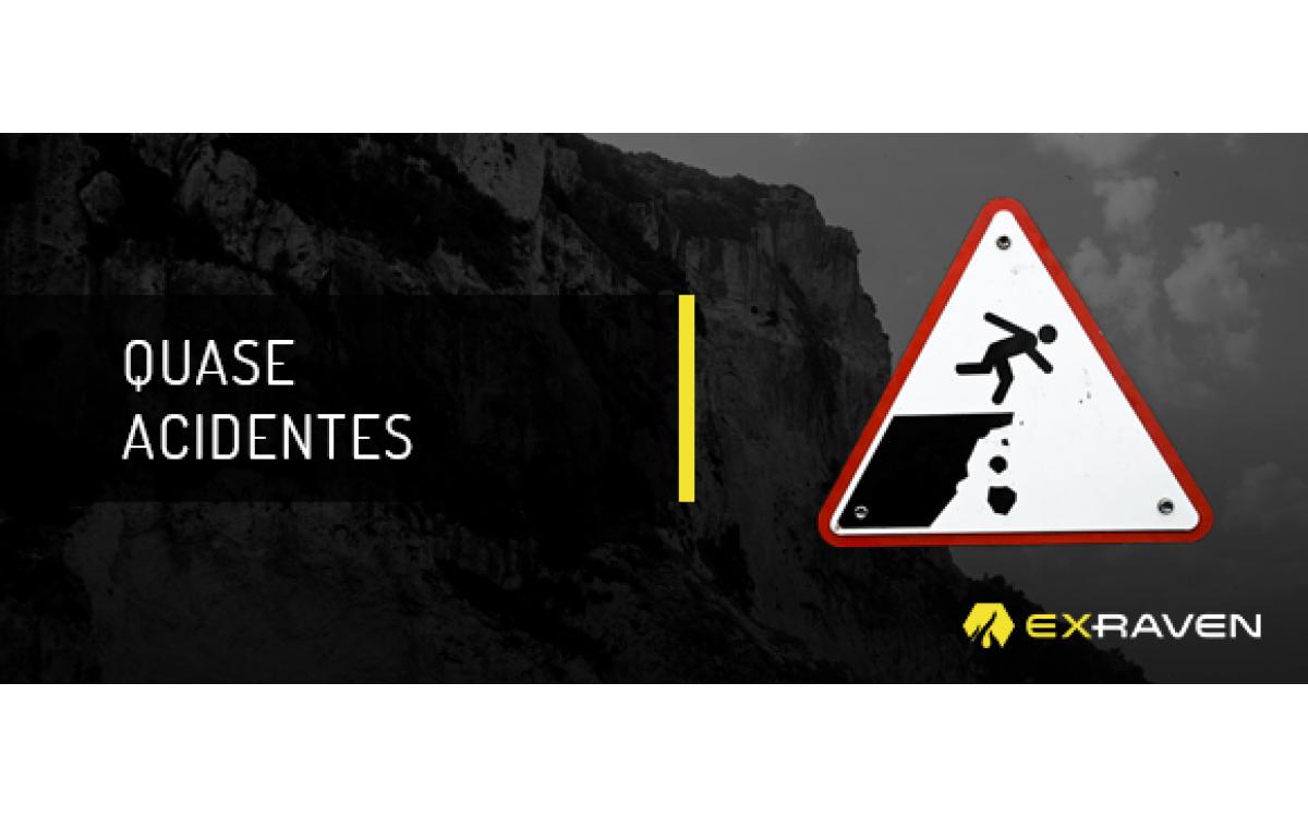 Você sabe o que são os Quase Acidentes?