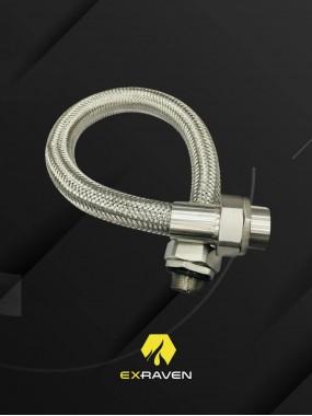 Eletroduto Flexível Inox à Prova de Explosão
